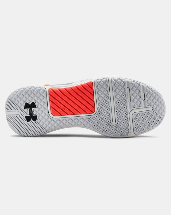 Women's UA HOVR™ Rise Training Shoes, Gray, pdpMainDesktop image number 5