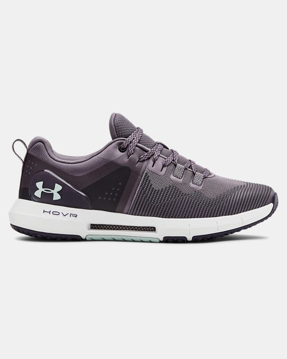 Women's UA HOVR™ Rise Training Shoes, Gray, pdpMainDesktop image number 0