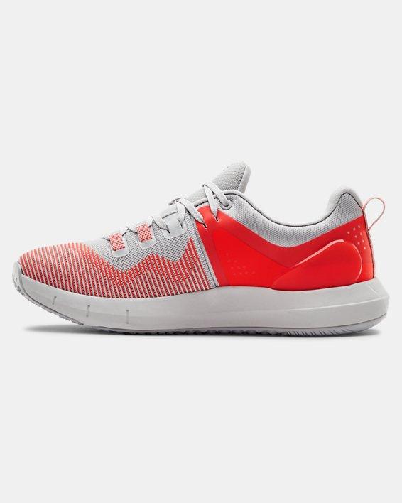 Women's UA HOVR™ Rise Training Shoes, Gray, pdpMainDesktop image number 1