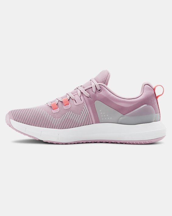 Women's UA HOVR™ Rise Training Shoes, Pink, pdpMainDesktop image number 1