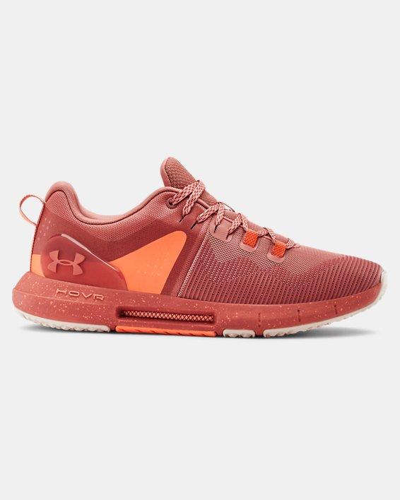 Women's UA HOVR™ Rise Training Shoes, Orange, pdpMainDesktop image number 0