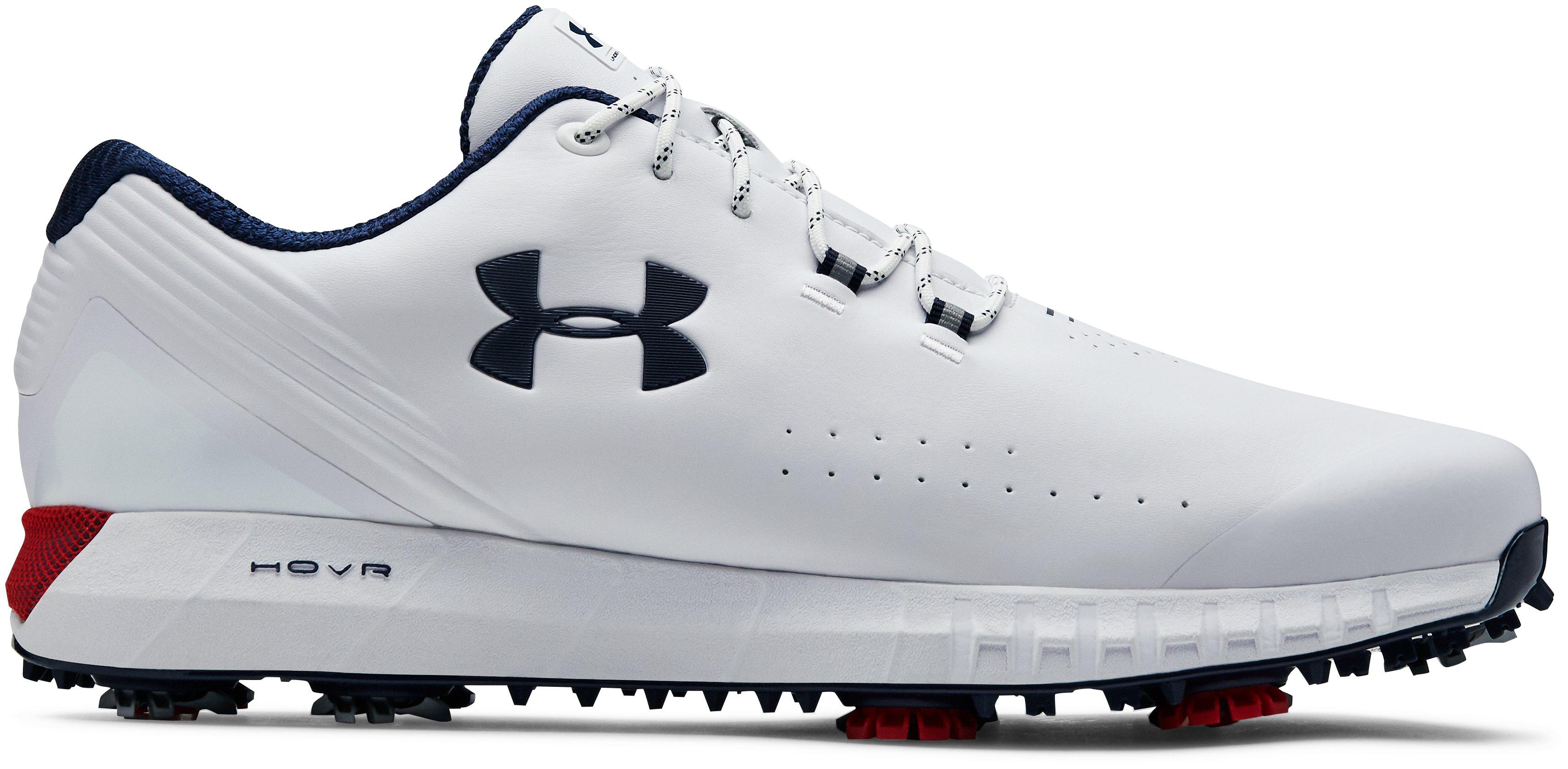 Men's UA HOVR™ Drive Golf Shoes, 360 degree view