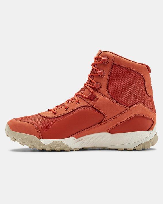 Men's UA Valsetz Cordura Sportstyle Shoes, Orange, pdpMainDesktop image number 1