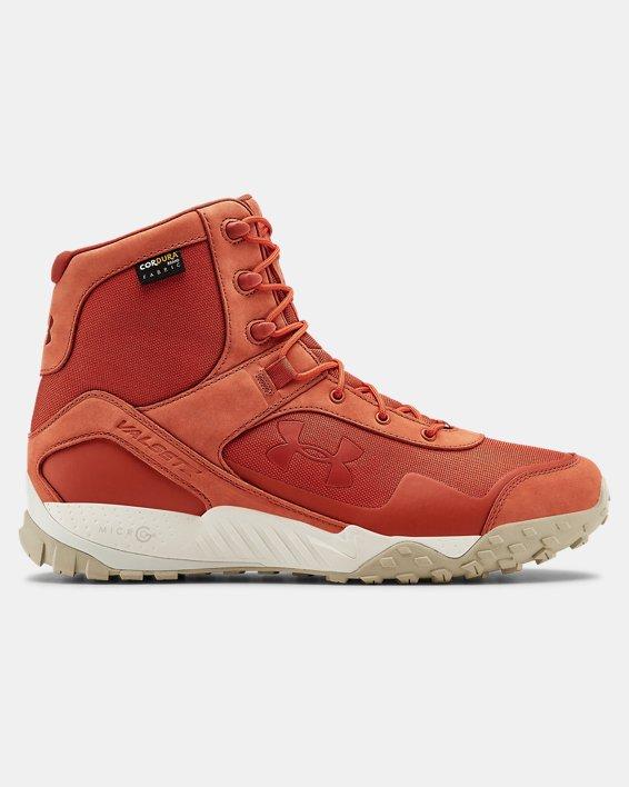 Men's UA Valsetz Cordura Sportstyle Shoes, Orange, pdpMainDesktop image number 0