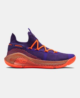 newest collection 4192c 3af78 UA Curry 6 Basketball Shoes 1 Color Available  130