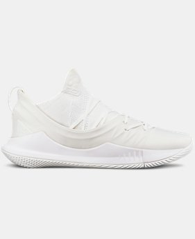 Kids' UA ICON Curry 5 Custom Basketball Shoes   $140