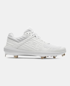 ae65f4da7b 8 · Men s UA ICON Yard Low ST Baseball Cleats 1 Color Available  120. Custom.  Customizable