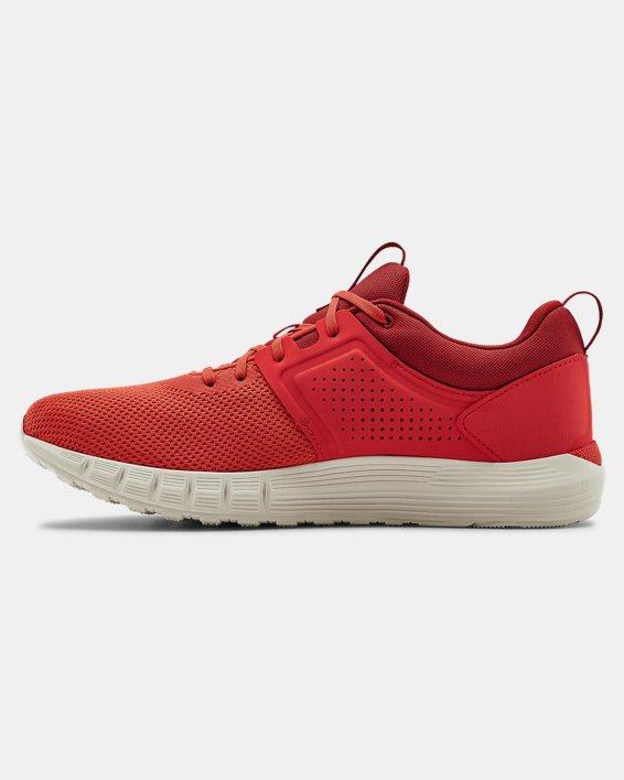 Men's UA HOVR™ CTW Sportstyle Shoes, Red, pdpMainDesktop image number 1