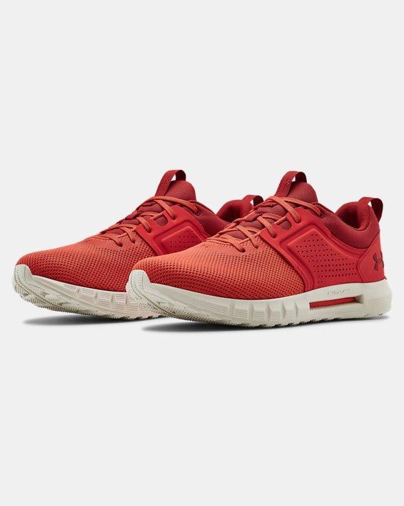 Men's UA HOVR™ CTW Sportstyle Shoes, Red, pdpMainDesktop image number 4