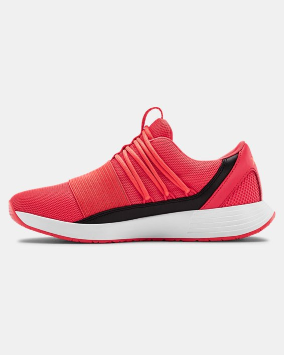 Women's UA Breathe Lace Glitz Sportstyle Shoes, Orange, pdpMainDesktop image number 1