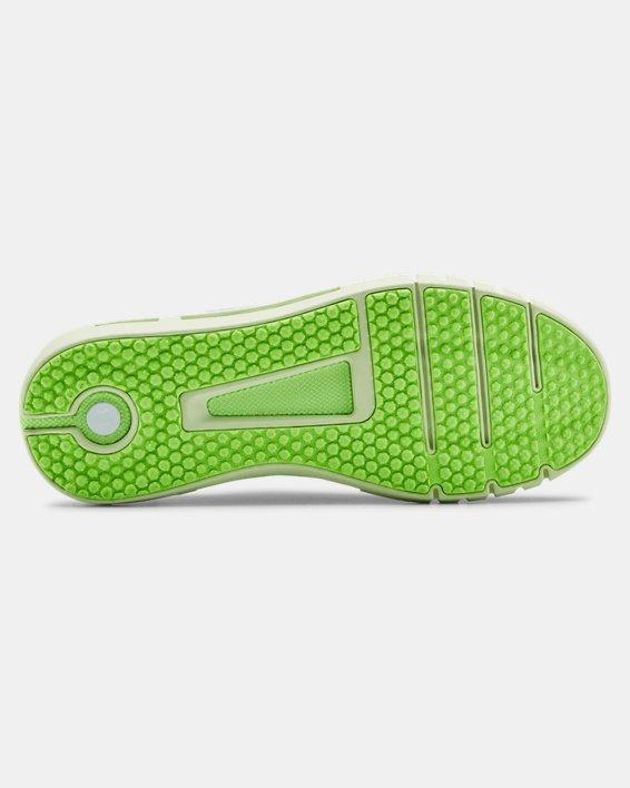 Women's UA HOVR™  SLK EVO Glitz Sportstyle Shoes, Green, pdpMainDesktop image number 4