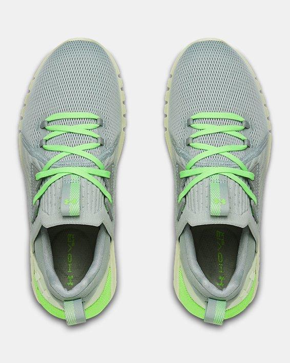 Women's UA HOVR™  SLK EVO Glitz Sportstyle Shoes, Green, pdpMainDesktop image number 2