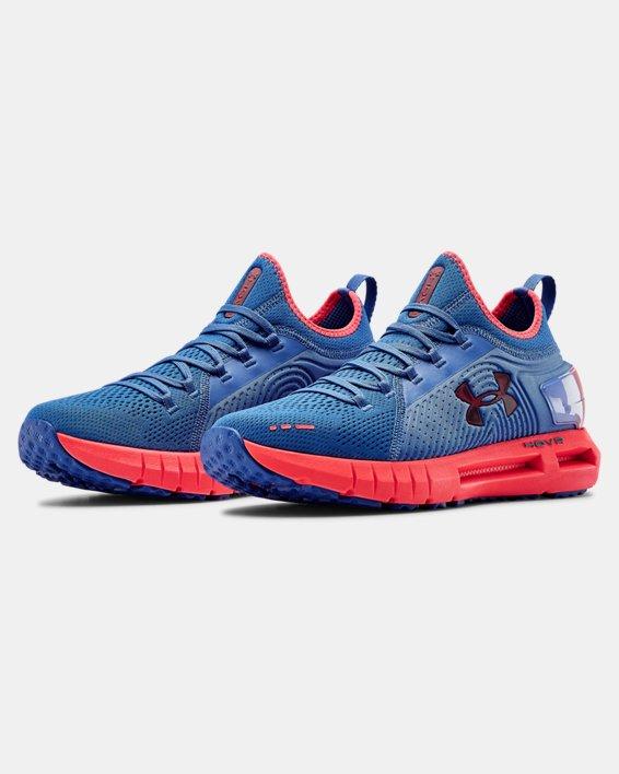 Men's UA HOVR™ Phantom/SE RF Running Shoes, Blue, pdpMainDesktop image number 4