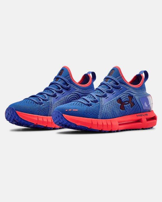 Women's UA HOVR™ Phantom/SE RF Running Shoes, Blue, pdpMainDesktop image number 4