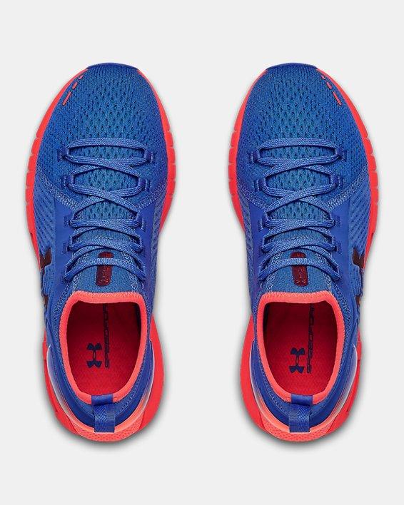 Women's UA HOVR™ Phantom/SE RF Running Shoes, Blue, pdpMainDesktop image number 3