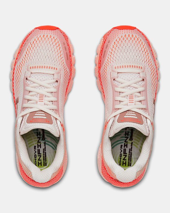 Women's UA HOVR™ Infinite Mojave Running Shoes, Pink, pdpMainDesktop image number 4
