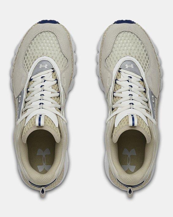 Unisex UA HOVR™ Summit Sportstyle Shoes, White, pdpMainDesktop image number 2