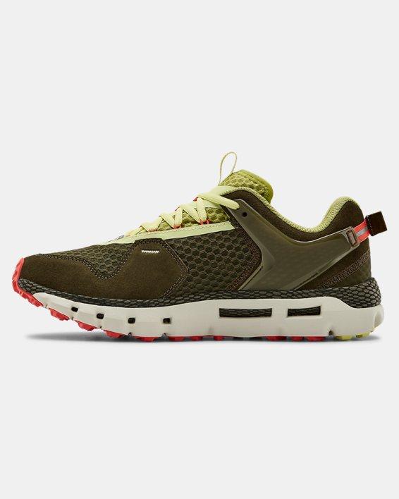 Unisex UA HOVR™ Summit Sportstyle Shoes, Green, pdpMainDesktop image number 1