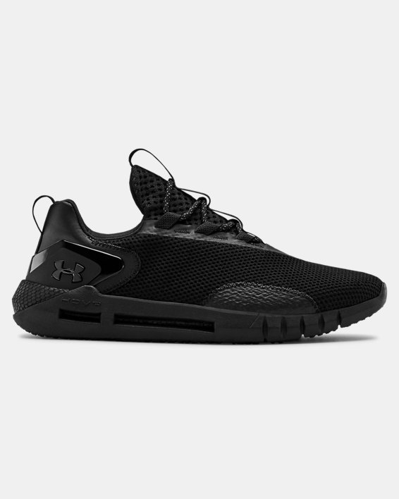 Men's UA HOVR™ STRT Sportstyle Shoes, Black, pdpMainDesktop image number 0