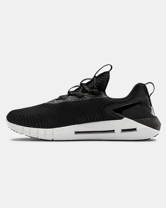 Men's UA HOVR™ STRT Sportstyle Shoes, Black, pdpMainDesktop image number 1