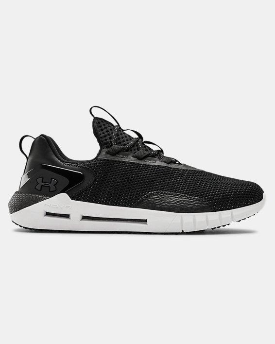 Men's UA HOVR™ STRT Sportstyle Shoes, Black, pdpMainDesktop image number 0