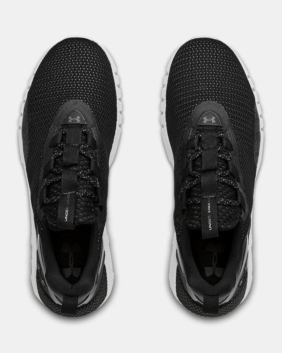 Men's UA HOVR™ STRT Sportstyle Shoes, Black, pdpMainDesktop image number 2
