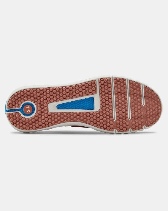 Men's UA HOVR™ STRT Sportstyle Shoes, Brown, pdpMainDesktop image number 4