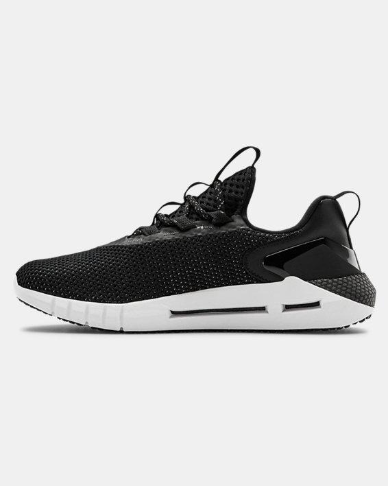 Women's UA HOVR™ STRT Sportstyle Shoes, Black, pdpMainDesktop image number 1