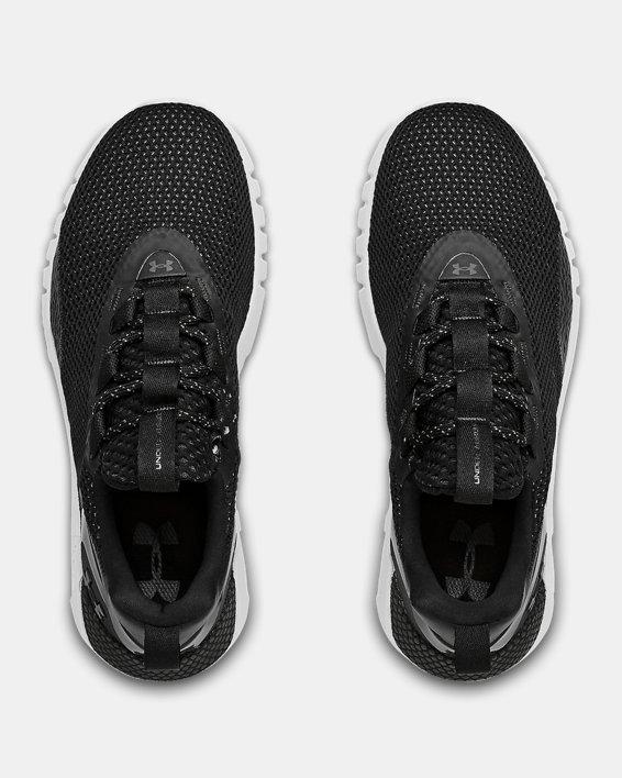 Women's UA HOVR™ STRT Sportstyle Shoes, Black, pdpMainDesktop image number 2
