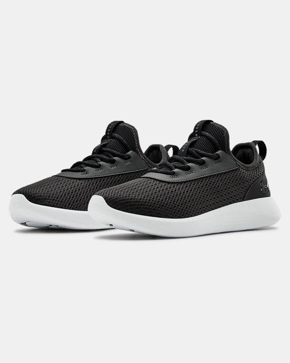 Women's UA Skylar 2 Sportstyle Shoes, Gray, pdpMainDesktop image number 4