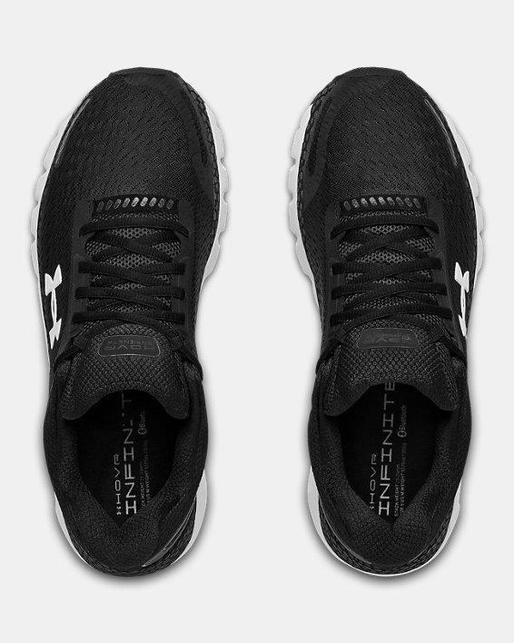 Men's UA HOVR™ Infinite 2 Running Shoes, Black, pdpMainDesktop image number 2