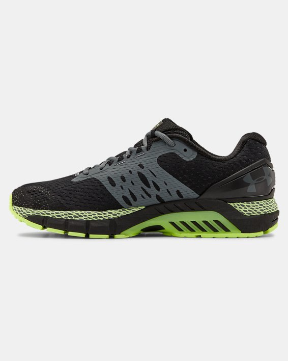 Men's UA HOVR™ Guardian 2 Running Shoes, Black, pdpMainDesktop image number 1