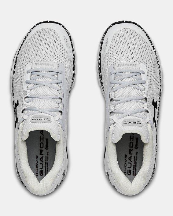 Men's UA HOVR™ Guardian 2 Running Shoes, White, pdpMainDesktop image number 2