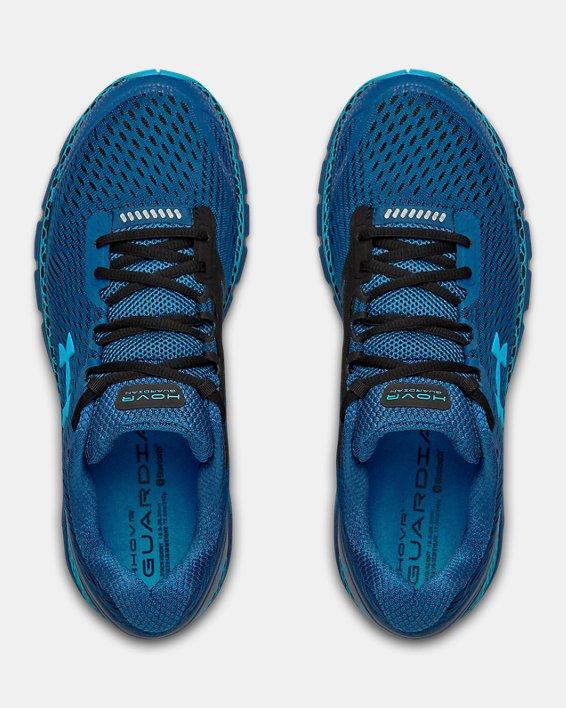 Men's UA HOVR™ Guardian 2 Running Shoes, Blue, pdpMainDesktop image number 2