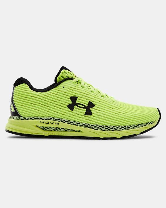 Men's UA HOVR™ Velociti 3 Running Shoes, Yellow, pdpMainDesktop image number 0