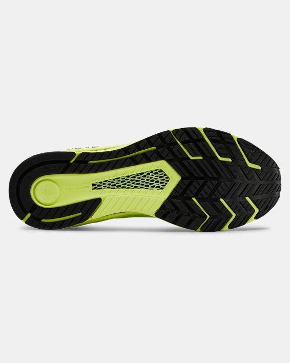 Men's UA HOVR™ Velociti 3 Running Shoes, Yellow, pdpMainDesktop image number 4