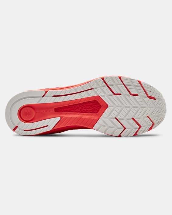 Men's UA HOVR™ Velociti 3 Running Shoes, Red, pdpMainDesktop image number 4
