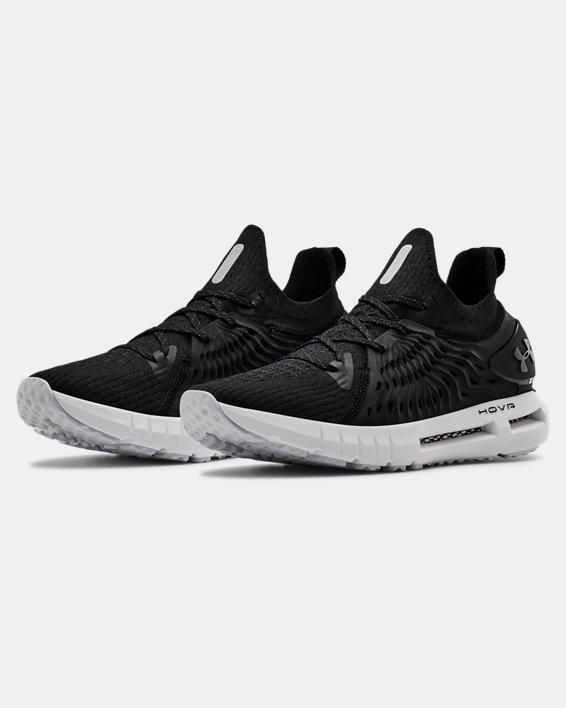 Men's UA HOVR™ Phantom RN Running Shoes, Black, pdpMainDesktop image number 3