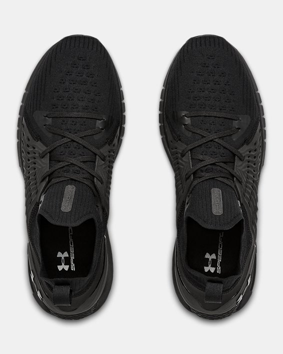 Men's UA HOVR™ Phantom RN Running Shoes, Black, pdpMainDesktop image number 2