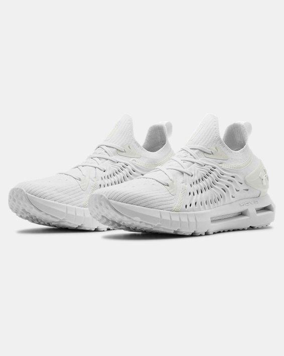 Men's UA HOVR™ Phantom RN Running Shoes, White, pdpMainDesktop image number 3