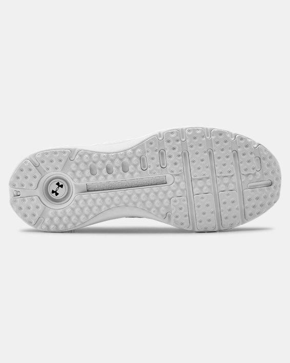 Men's UA HOVR™ Phantom RN Running Shoes, White, pdpMainDesktop image number 4