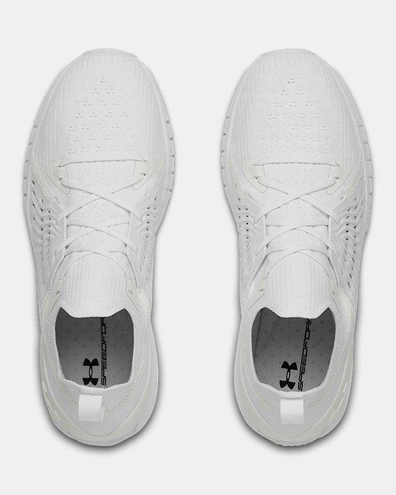 Men's UA HOVR™ Phantom RN Running Shoes, White, pdpMainDesktop image number 2