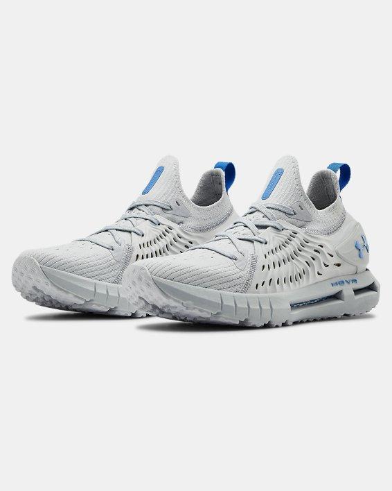 Men's UA HOVR™ Phantom RN Running Shoes, Gray, pdpMainDesktop image number 3