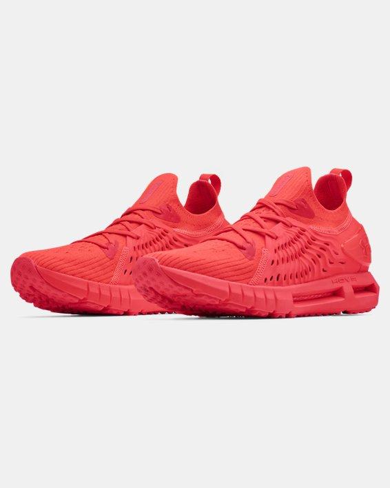 Men's UA HOVR™ Phantom RN Running Shoes, Red, pdpMainDesktop image number 3