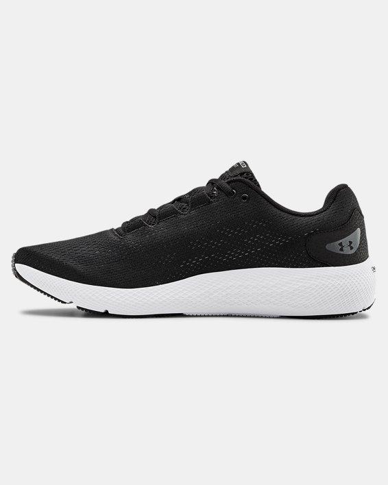Men's UA Charged Pursuit 2 Running Shoes, Black, pdpMainDesktop image number 3
