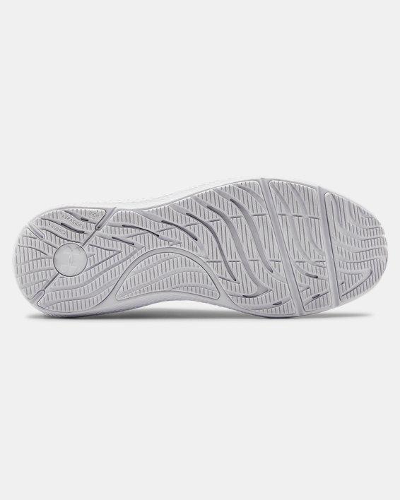 Zapatillas de running UA Charged Pursuit 2 para hombre, White, pdpMainDesktop image number 4