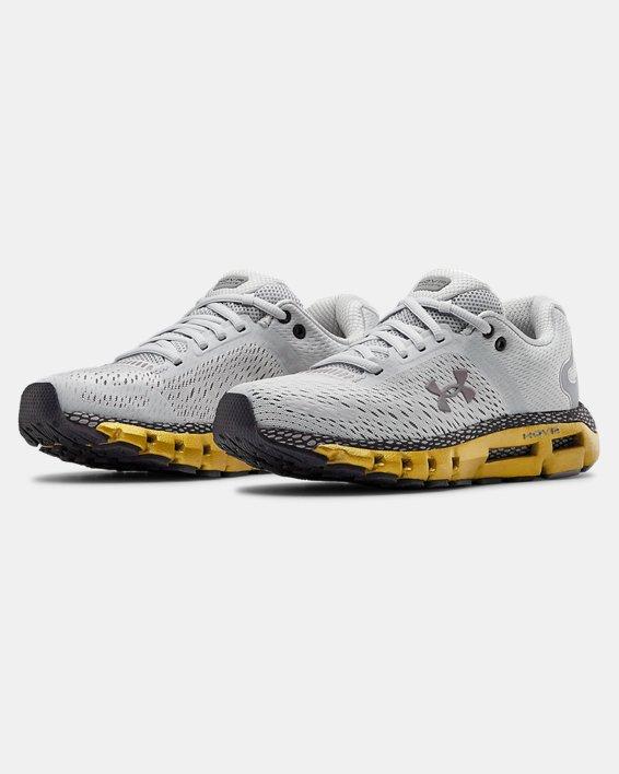 Women's UA HOVR™ Infinite 2 Running Shoes, Gray, pdpMainDesktop image number 3