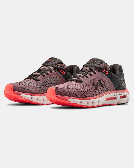 Women's UA HOVR™ Infinite 2 Running Shoes, Pink, pdpMainDesktop image number 3