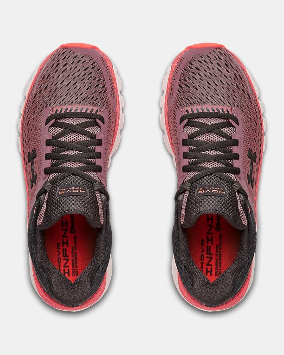 Women's UA HOVR™ Infinite 2 Running Shoes, Pink, pdpMainDesktop image number 2