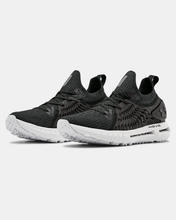 Women's UA HOVR™ Phantom RN Running Shoes, Black, pdpMainDesktop image number 3